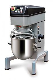 A Closer Look on the Planetary Mixer: Designing and Its Efficiency in Working