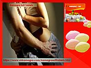 Kamagra Soft Tablets: Get back your physical relationship