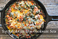 Best Rated Cast Iron Cookware Sets - Cool Kitchen Things