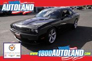 Brilliant black crystal 2010 Dodge Challenger SRT8 for sale in Springfield, NJ.