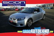 Sporty certified used 2012 Scion tC for sale at Autoland in Springfield, NJ.