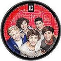 One Direction Party Plates