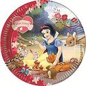 Snow White Party Plates