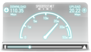 Speedtest.net by Ookla - Ookla Speedtest Mini