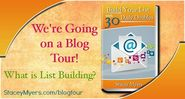 'Build Your List with 30 Daily Doables' Blog Tour