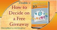 How to Decide on a Free Giveaway