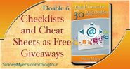 Using Checklists and Cheat Sheets as Opt In Gifts - Doable 6