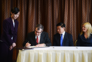University forges new food safety partnerships with China