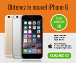 DealsOfToday - iPhone 6 (France Only)