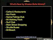 Mission Belle Motel - Accommodation in Tauranga