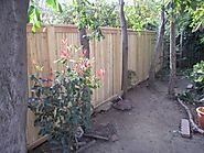 Wood Fences In Rowland Heights