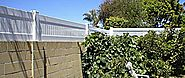 Best Quality vinyl Fencing In North Orange County
