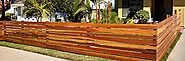 Best Quality Wood Fences In Santa Ana