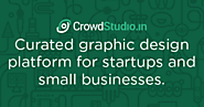Logo and graphic design platform for startups - CrowdStudio.in