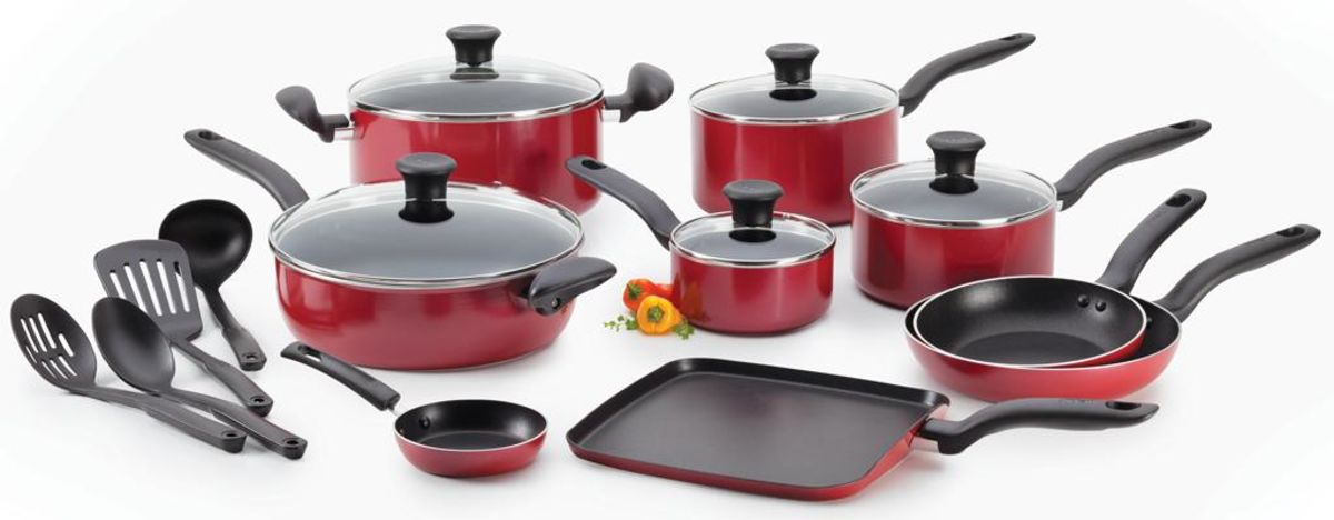 Headline for Nonstick Induction Cookware Sets