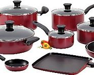 Cool Red Cookware Sets