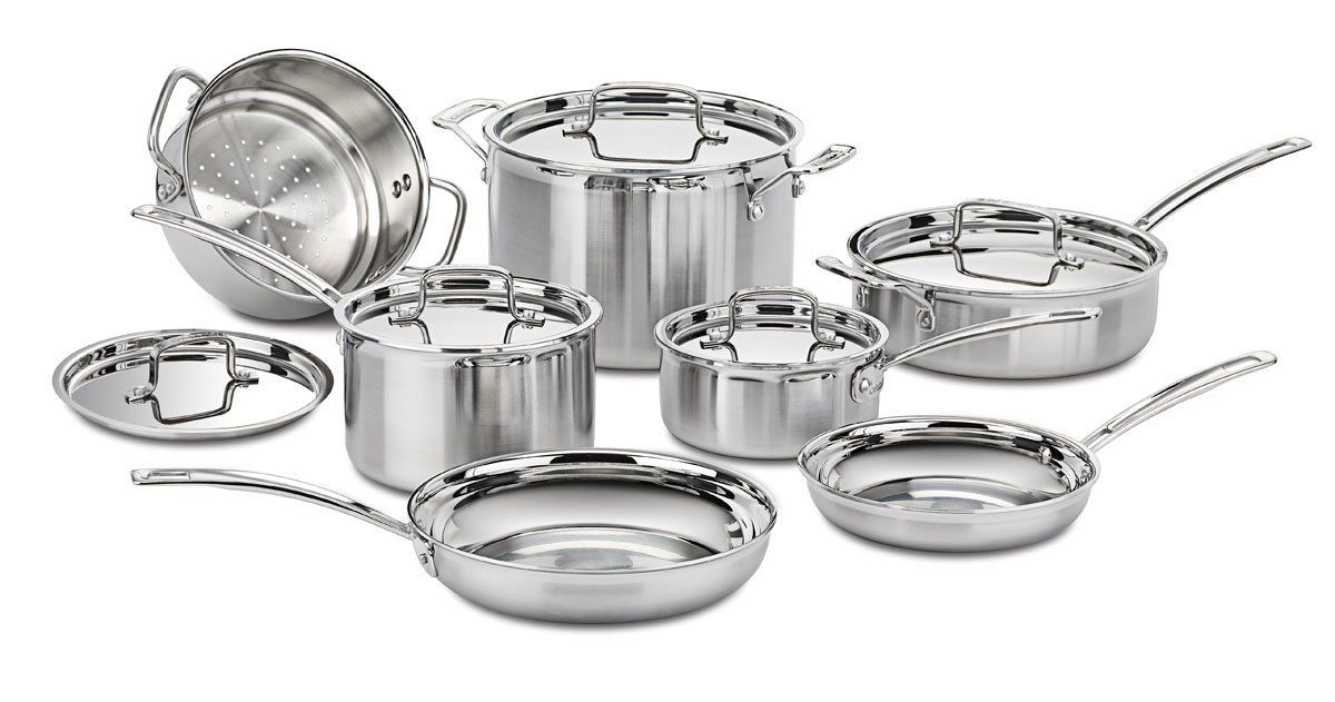 Headline for Best Stainless Steel Cookware Sets