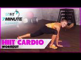 HIIT Cardio Workout to Burn Fat Fast