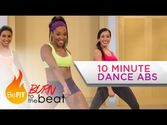 10 Minute Cardio Dance Abs Workout