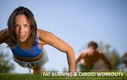 Cardio and Fat Burning Workouts & Exercises