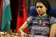Humpy Koneru, Chess