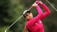 Sharmila Nicollet, Golf