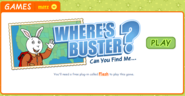 Where's Buster | PBS Kids GO!