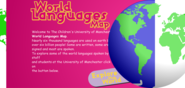 World Languages Map