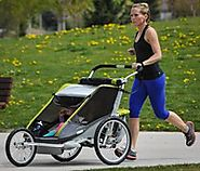 Best Bike Trailer Jogging Stroller Combos For Kids On Sale - Reviews