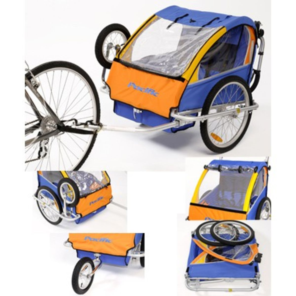 Headline for Best Bike Trailer Jogging Stroller Combos On Sale - Reviews And Ratings