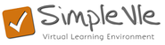 SimpleVLE - A Simple Virtual Learning Environment