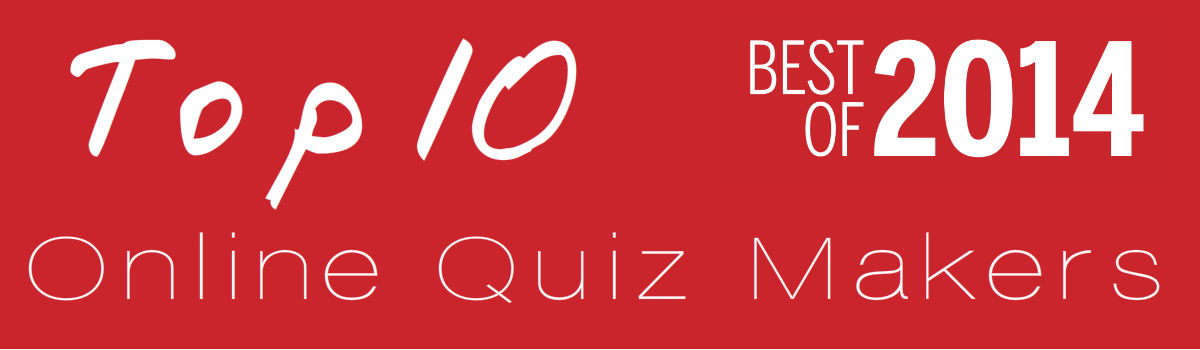 Headline for Top 10 Online Quiz Makers