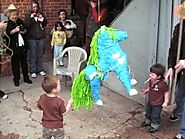 Pinata breaking