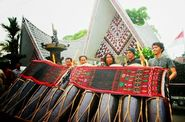 Traditional Musical Instruments of Batak Toba, North Sumatra