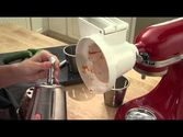 KitchenAid® Stand Mixer Attachment - Slicer / Shredder