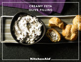 Creamy Feta And Olive Filling