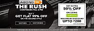 Jabong The Rush Continues Till 4 Pm