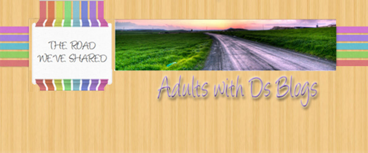 Headline for Adults with Ds Blogs