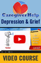 Caregiver Help: Depression and Grief