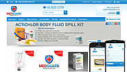 MedGuard - Online Medical Equipments Supplier Store Develop By yMageStore