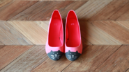 Julie Ann Art: DIY Cat Toe Flats by Cat & Bot