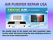 Offering quality air purifier repair services, Air Purifier Repair Center makes sure to provide affordable repair ser...