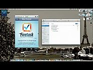 Mac App Review: Firetask - To-Do Applikation