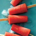 Watermelon-Jalapeno Ice Pops