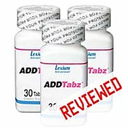AddTabz: Does This Adderall Alternative Really Work?