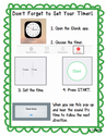 iPad Timer Instructions (FREE PDF Download)
