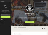 Reedsy Launches Behance-Like Profiles To Let Authors Showcase Their Books