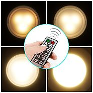 Top 10 Best Wireless Remote Control LED Puck Lights Reviews 2018-2019