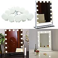 TOP 10 BEST LED LIGHTS FOR DRESSING TABLE MIRROR REVIEWS 2018-2019