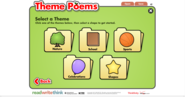 Theme Poems